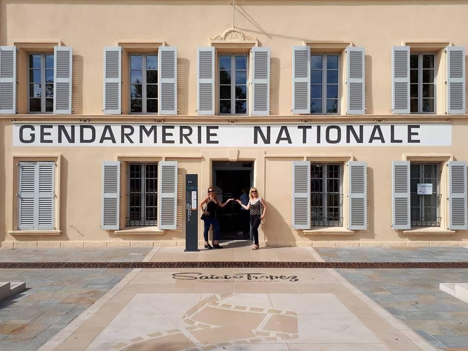 Сен Тропе и жандармерията, яхти и кокетни ресторанти