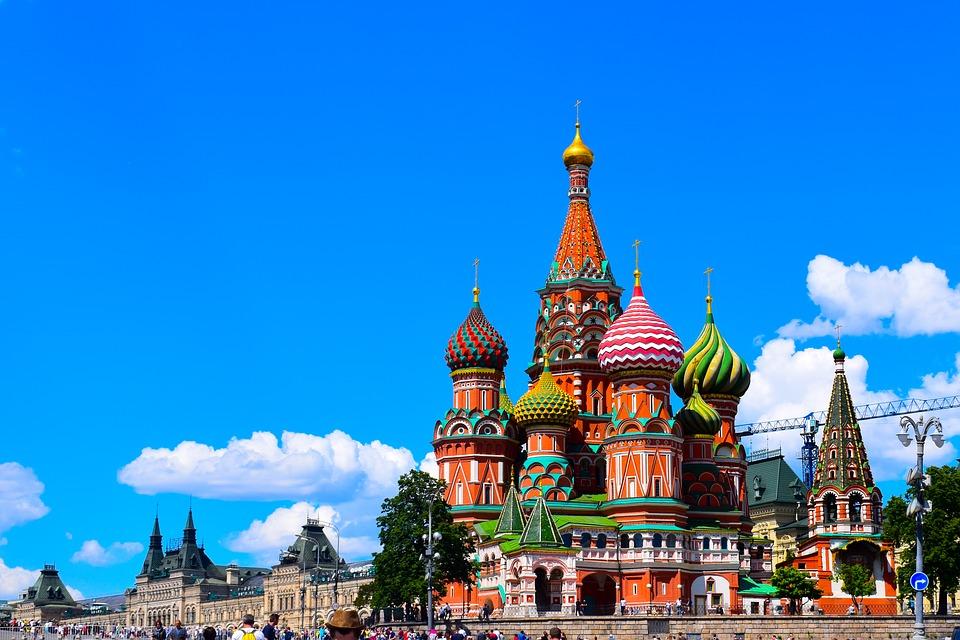 Москва – градът,  който дори веднъж да посетите, ще се влюбите за цял живот!